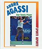 img - for Andre Agassi: Star Tennis Player (Sports Reports) book / textbook / text book