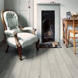 Colonia Nordic White Oak Vinyl Flooring Planks by Kingfisher