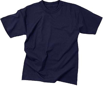 Amazon.com  Navy Blue Tactical Military Police Short Sleeve 100 ... e082f47114