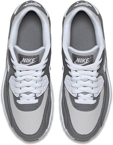 Grey Wolf 90 Zapatillas Air cool Deporte Max Nike white Grey De 2007 UaHwR