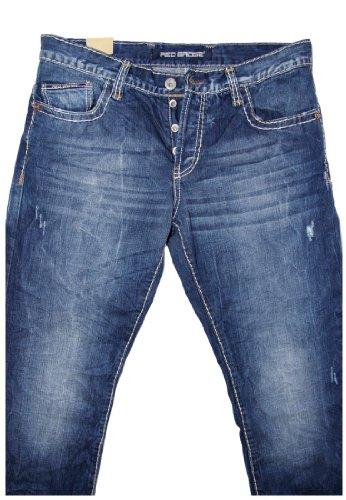 blue Uomo Da Pantaloni Redbridge Blu Sqw0g18n8