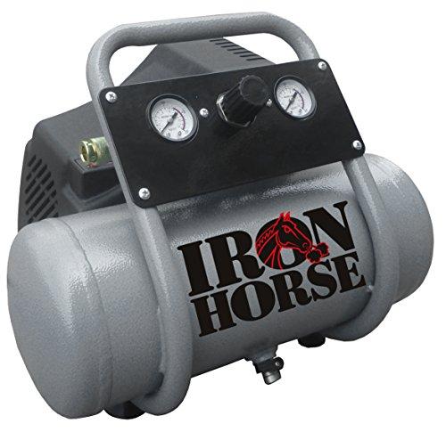 Iron Horse IHHD1020F-NK Hotdog Tank Combo Kit, 1.5 hp/2 gallon (Irons Hot Combo)