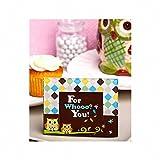 Adorable Owl Design Picture Frames , 25