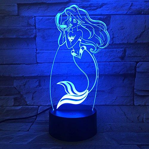 Mermaid Table Base - 8