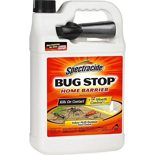 Bug Stop Home Insect Control Outdoor Garden Indoor Spray Pest killeer 1 gal RTU (Bug Stop)