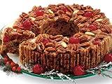 Grandma's Fruit Nut Dessert Cake Ring Fruitcake 2lb in Box