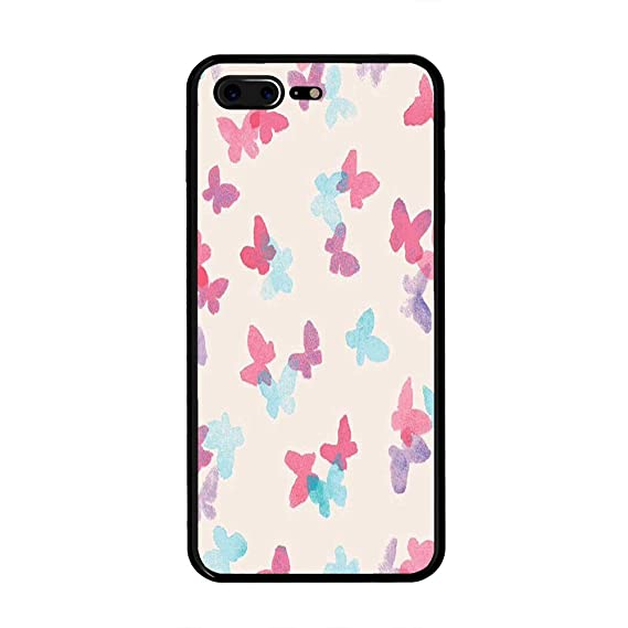 Amazon Com Iphone 7 Plus Iphone 8 Plus Case Cute Girly Wallpapers