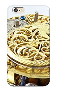 Case Cover Pocket Watch Time Clock Bokeh / Fashionable Case For Iphone 6