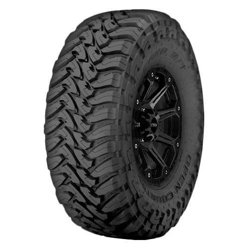 TOYO OPEN COUNTRY M/T Tire - 37/13.50-22 123Q BSW -  Toyo Tires, 360210
