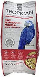 Tropican High Performance Biscuits for Parrots, 3.3 lbs.