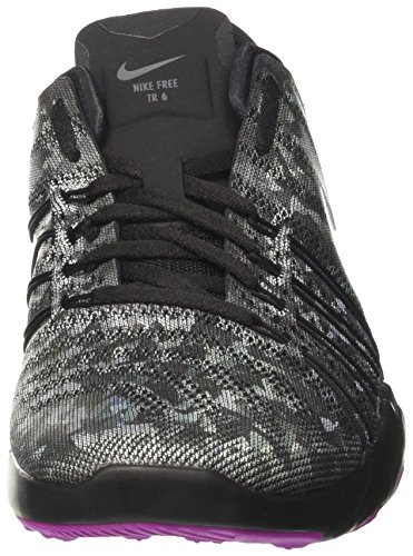 Shoes Metallic Black Fitness Adults' 001 Silver Silver Unisex 849805 Hyper NIKE Violet BnTq7xfT