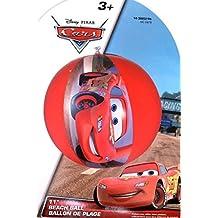 Disney Pixar Cars 11 inch Beach Ball / Ballon de plage