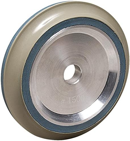 800 Grit DX 10mm Radius MK Diamond 166082 Resin Bond B-Profile Wheel