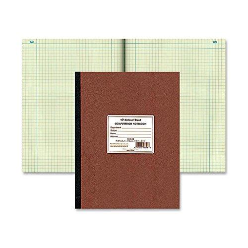 (The Best Rediform National Lab Computation Notebook - Qty 6)