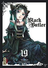 Black Butler, tome 19 par Yana Toboso