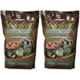 Marshall Pet Products (2 Pack Select Chicken Formula Premium Ferret Diet