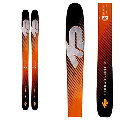 Intermediate Downhill Skis - K2 Pinnacle Jr. Kids Skis - 139cm