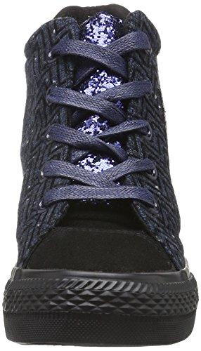 Fiorucci Fdae024 - Zapatillas Mujer Azul - azul (marino)