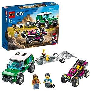LEGO Race Buggy Transporter Building...