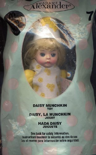 Mcdonald's Happy Meal Daisy Munchkin Doll 2007 Madame Alexander Wizard of Oz by Madame ()