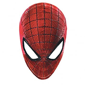 Amazing Spiderman Party - Spiderman Party Masks x 6 (máscara/careta)