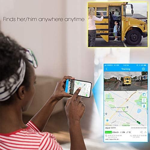 Localizador GPS para Coche, Toptellite Tiempo Real Mini GPS ...