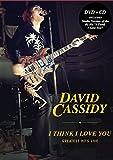 David Cassidy - I Think I Love You: Greatest Hits Live CD/DVD