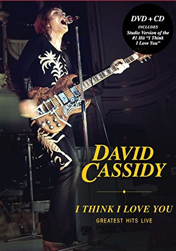 David Cassidy - I Think I Love You: Greatest Hits Live CD/DVD