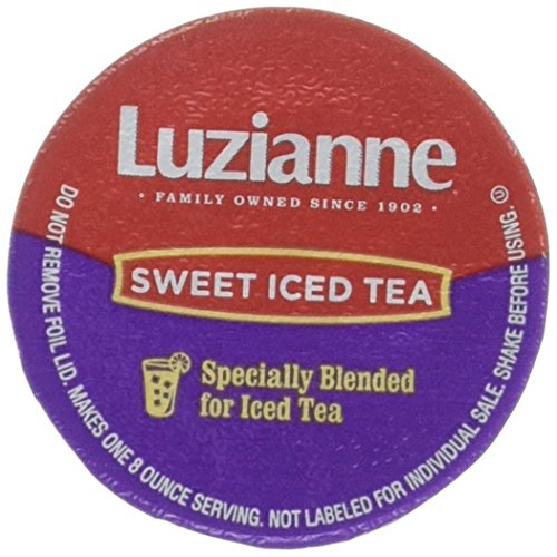 Luzianne Sweet Keurig K Cups Count product image