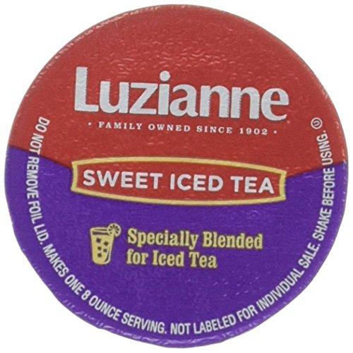 Luzianne Sweet Iced Tea Keurig K-Cups, 72 Count