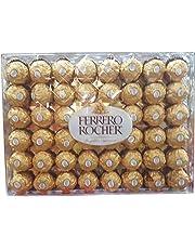 Ferrero Rocher Chocolate 48 Pieces Net Wt (600 Gram), 600 Grams