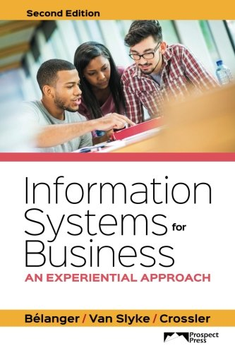 Download Information Systems for Business: An Experiential Approach pdf