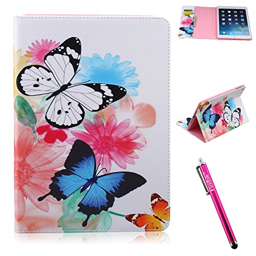 iPad Air Case, Firefish iPad Air Cover   Case Flip PU Leathe