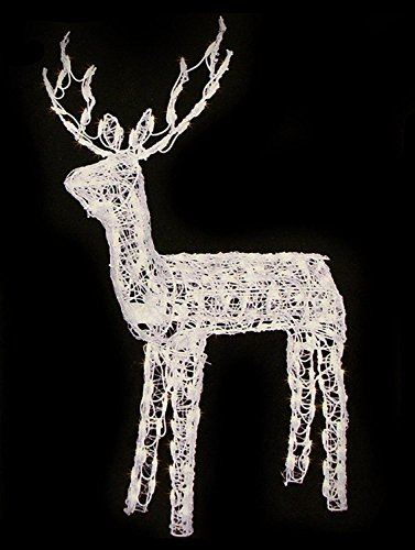 Lighted Reindeer Decorations - 48