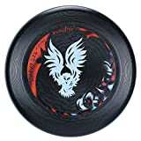 Eurodisc 175g 4.0 100% Organic Ultimate Frisbee Competition Disc not Discraft, 2color hotstamp print CREATURE BLACK