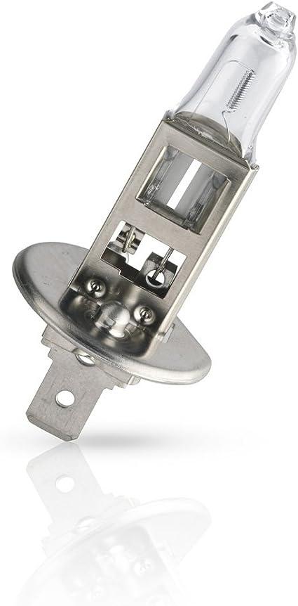 Philips 12454rab1 Scheinwerferlampe H1 Rally 1 Er Blister Bürobedarf Schreibwaren