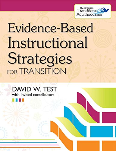 Evidence-Based Instructional Strategies for Transition