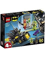 Lego 6251534 Lego Batman Super Heroes Lego Batman Vs. De Roof Van The Riddler - 76137, Multicolor