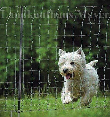 51PesiXuZkL Landkaufhaus Mayer Hundezaun Katzenzaun Hühnerzaun Verschiedene Längen Höhe 105cm   80 cm Hütezaun Hütenetz Hunde/Katzen…