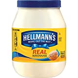 Hellmann s Mayonnaise, Real 64 oz