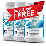 Deep Blue Health Classic Marine Collagen 400mg - Buy 2 Bottles Get 3rd Bottle FREE