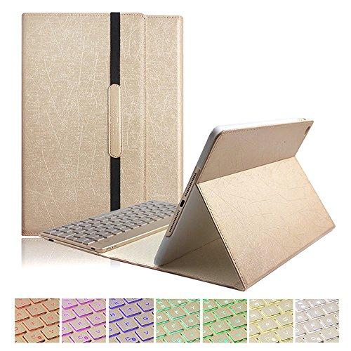 iPad Air 2 Keyboard Case, BoriYuan Aluminum