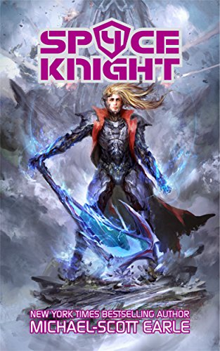 Space Knight Book 4 cover