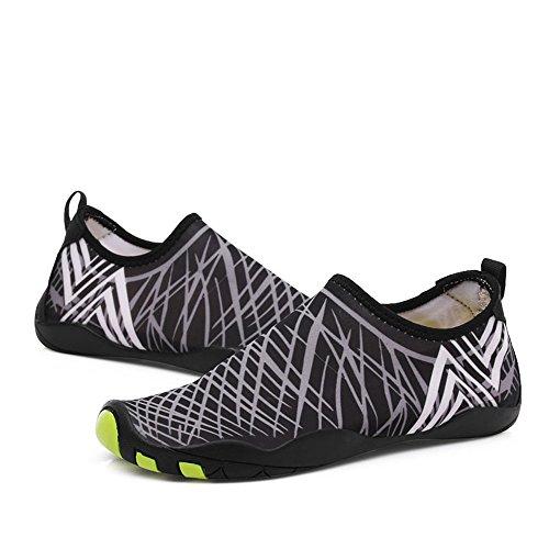 Männer Frauen Wasser Schuhe Multifunktionale Quick-Dry Aqua Schuhe Leichte Schwimmschuhe