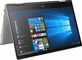 "2018 HP Envy x360 15.6"" 2-in-1 Convertible Full HD IPS Touchscreen Laptop/ Tablet Intel Quad-Core i5-8250U 1.6GHz 12GB DDR4 256GB SDD + 1TB HDD Backlit Keyboard B&O Audio USB Type-C Windows Ink Win 10"