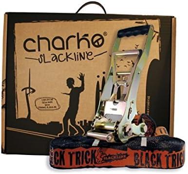 Charko Black Trick - Eslinga de Escalada, Color Negro, Talla ...