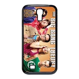 Big Bang Theory C7P51W5BC funda Samsung Galaxy S4 9500 funda caso KQSB74 negro