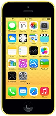 Apple iPhone 5c - Smartphone Libre iOS (16 GB, Pantalla 4