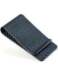 CL Carbonlife(TM) Carbon Fiber Glossy Money Clip Credit Card Business Card Holder