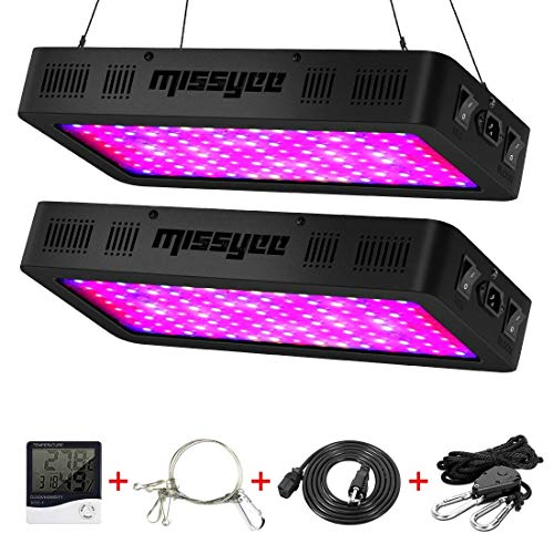 Led Grow Lights Spectrum King in US - 7